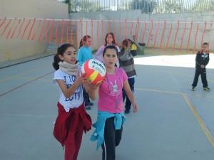 voleibol y toma de decisiones en educación física