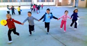 el espacio y el tiempo en educación física