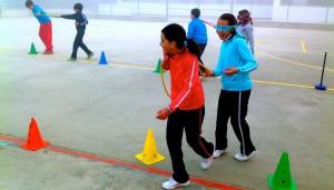 discapacidad y educación física