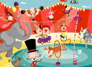 Proyecto educativo: Viajando con el circo. Educación física.