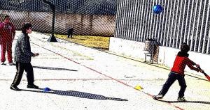 Unidad didáctica de béisbol en educación física. Unidad didáctica