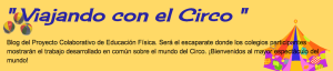 vídeo del pueblo de Paradas y del CEIP Miguel Rueda. Proyecto viajando con el circo