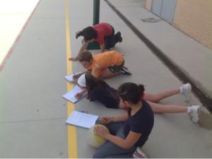 Realizando cálculos. Media y probabilidad. Matemáticas y educación física