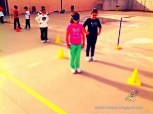 Juegos para desarrollar los órganos de los sentidos en educación física. Atención y concentración