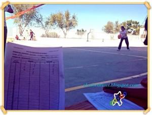 evaluación constructiva entre alumnos en educación física