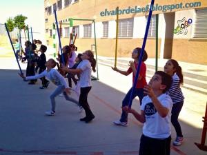 juegos de equilibrio en educación física