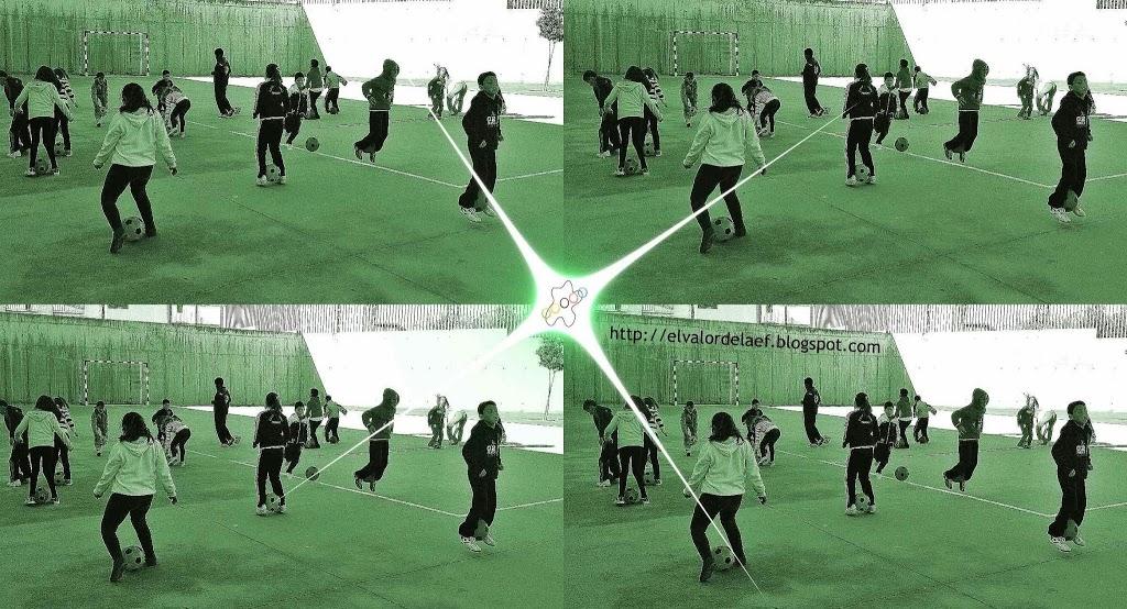 unidad didáctica de desplazamientos en educación física
