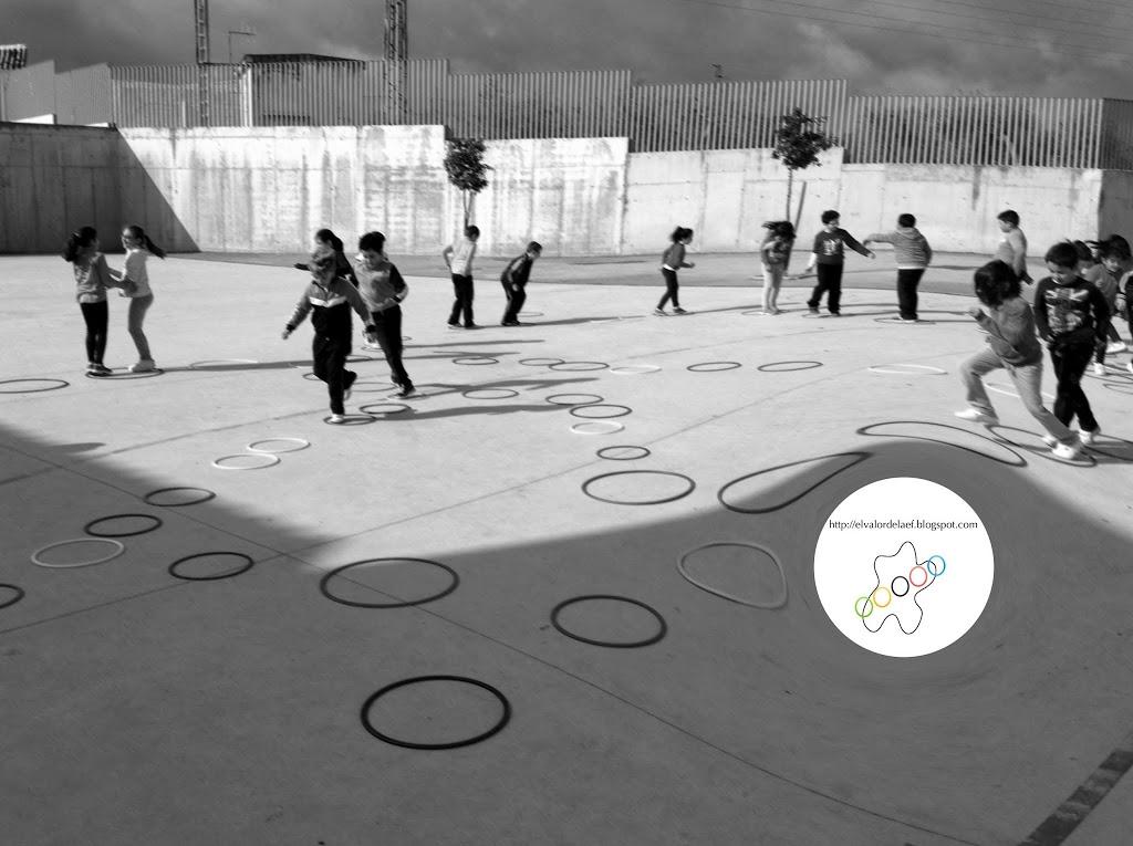 unidad didáctica de saltos en educación física