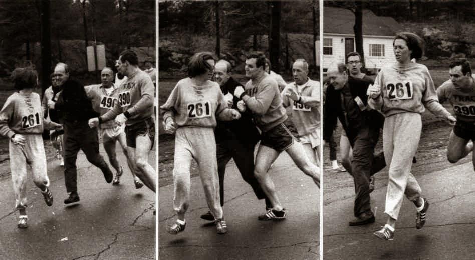 Grandes gestos deportivos. Homenaje a la mujer