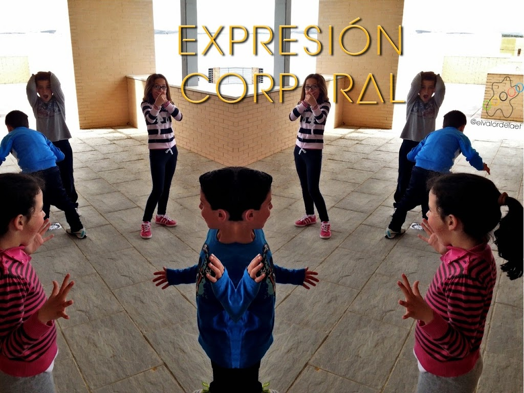 juegos de expresión corporal en tercero de primaria