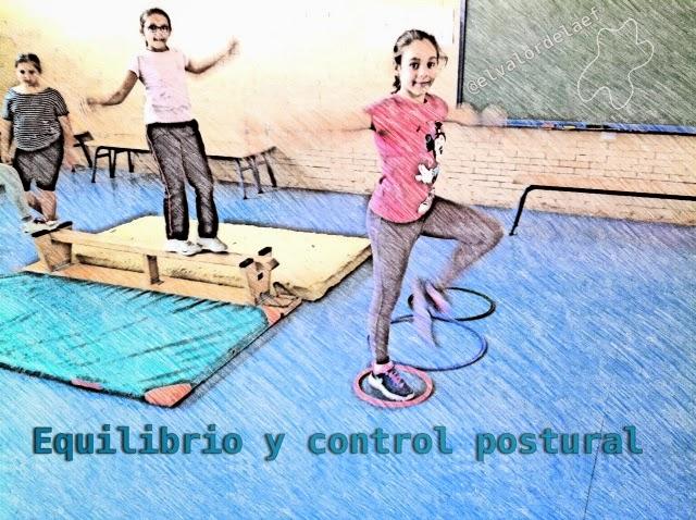equilibrio y control postural en primaria