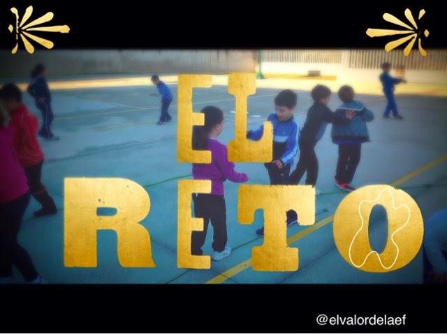 """Juego """"El Reto"""""""