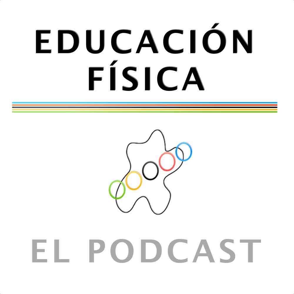 Podcast de educación física, logo