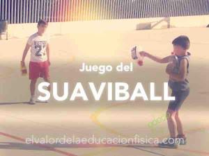 Juego con material reciclado Juego-del-suaviball