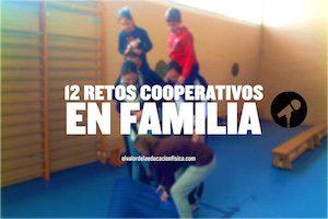 podcast 12 retos cooperativos en familia