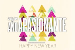 Un año apasionante 2015