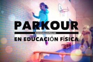 parkour en educación física