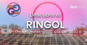 Ringol nuevo deporte alternativo para las clases de educación física