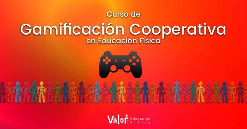 Curso de gamificación cooperativa en educación física