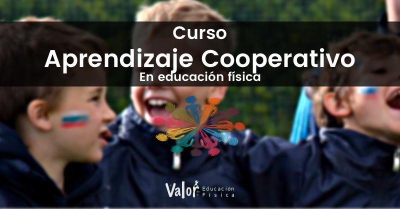 curso de aprendizaje cooperativo en educación física