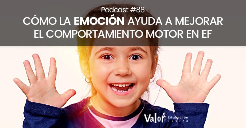 Educación física emocional y cómo ayuda a mejorar el desarrollo motor
