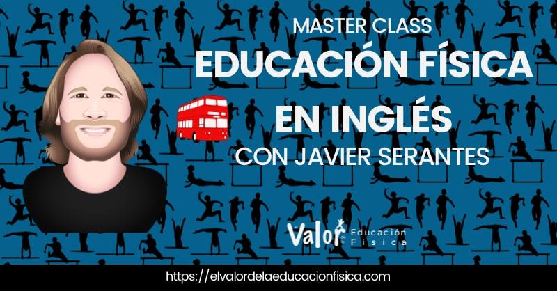 educación física en inglés bilingüe