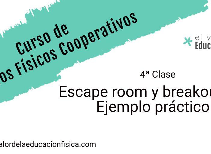 Escape room cooperativo el simulacro del covid-19
