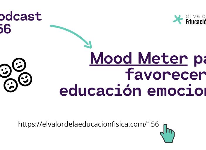 educación emociona en educación física a través del modo meter